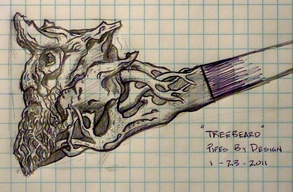 Advertisements & Treebeard | Pipes By Design